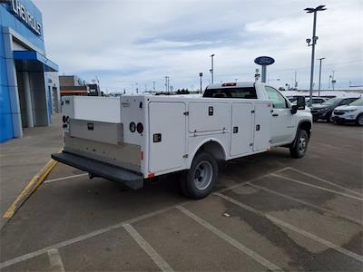 2021 Silverado 3500 Regular Cab 4x4,  Monroe Truck Equipment Service Body #74765 - photo 2