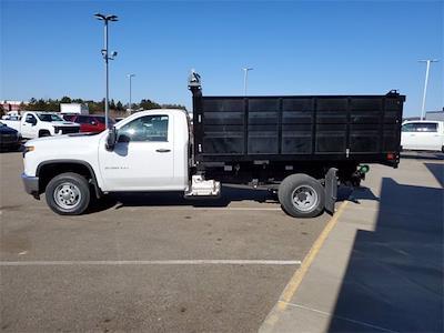 2021 Chevrolet Silverado 3500 Regular Cab 4x4, Knapheide Landscape Dump #74831 - photo 5
