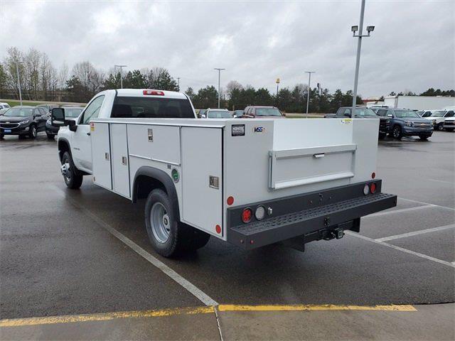 2021 Chevrolet Silverado 3500 Regular Cab 4x4, Monroe MSS II Service Body #74841 - photo 6