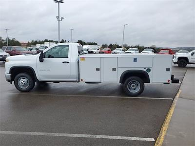 2021 Chevrolet Silverado 3500 Regular Cab 4x4, Monroe MSS II Service Body #74841 - photo 5