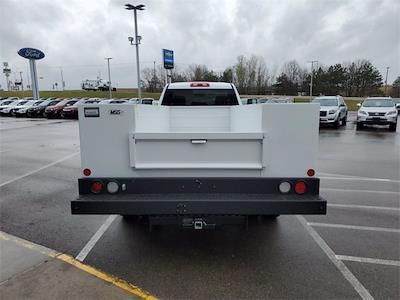 2021 Chevrolet Silverado 3500 Regular Cab 4x4, Monroe MSS II Service Body #74841 - photo 7
