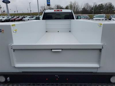 2021 Chevrolet Silverado 3500 Regular Cab 4x4, Monroe MSS II Service Body #74841 - photo 9
