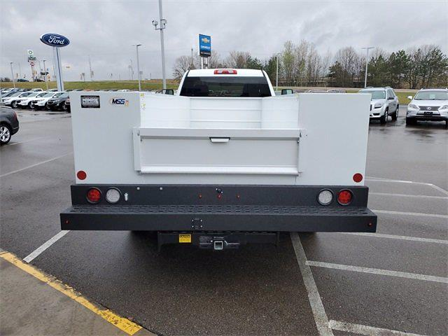 2021 Chevrolet Silverado 3500 Regular Cab 4x4, Monroe MSS II Service Body #74878 - photo 7