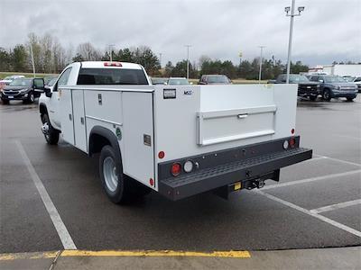 2021 Chevrolet Silverado 3500 Regular Cab 4x4, Monroe MSS II Service Body #74878 - photo 6