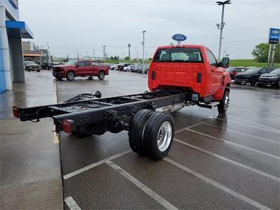 2021 Chevrolet Silverado 5500 Regular Cab DRW 4x4, Cab Chassis #74947 - photo 2