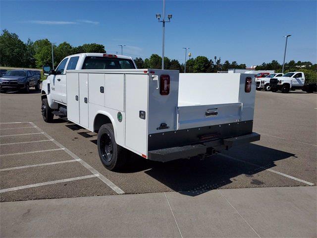 2021 Chevrolet Silverado 5500 Crew Cab DRW 4x4, Knapheide Service Body #74956 - photo 6