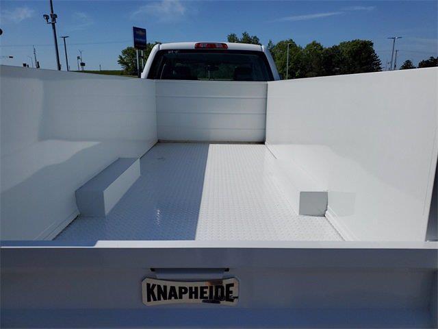 2021 Chevrolet Silverado 5500 Crew Cab DRW 4x4, Knapheide Service Body #74956 - photo 9