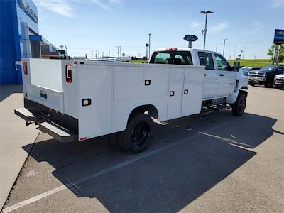 2021 Chevrolet Silverado 5500 Crew Cab DRW 4x4, Knapheide Service Body #74956 - photo 2
