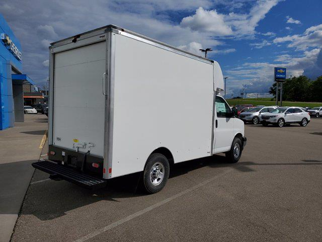 2021 Express 3500 4x2,  Supreme Spartan Cargo Cutaway Van #75125 - photo 2