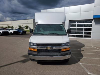 2021 Express 3500 4x2,  Supreme Spartan Cargo Cutaway Van #75125 - photo 3