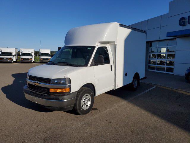 2021 Express 3500 4x2,  Supreme Spartan Cargo Cutaway Van #75126 - photo 4