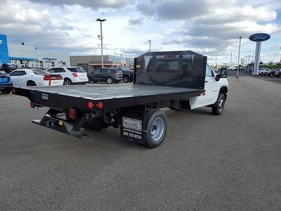 2022 Silverado 3500 Regular Cab 4x2,  Monroe Truck Equipment Platform Body #75197 - photo 2