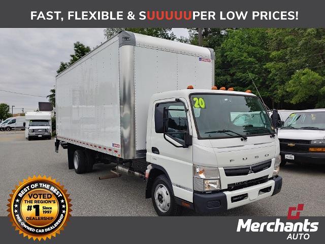 2020 Mitsubishi Fuso Truck, Cab Chassis #58571CT - photo 1