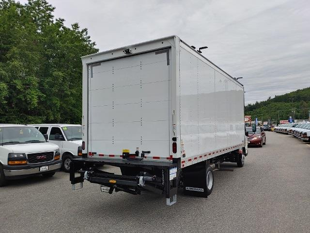 2020 Mitsubishi Fuso Truck, Dry Freight #58571CT - photo 1