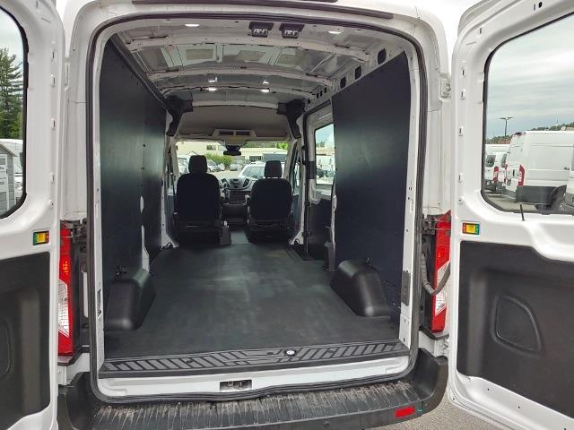 2019 Ford Transit 250 Medium Roof 4x2, Empty Cargo Van #58946CT - photo 1