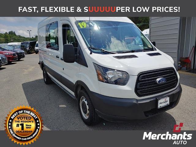 2019 Ford Transit 250 Medium Roof 4x2, Empty Cargo Van #58954CT - photo 1