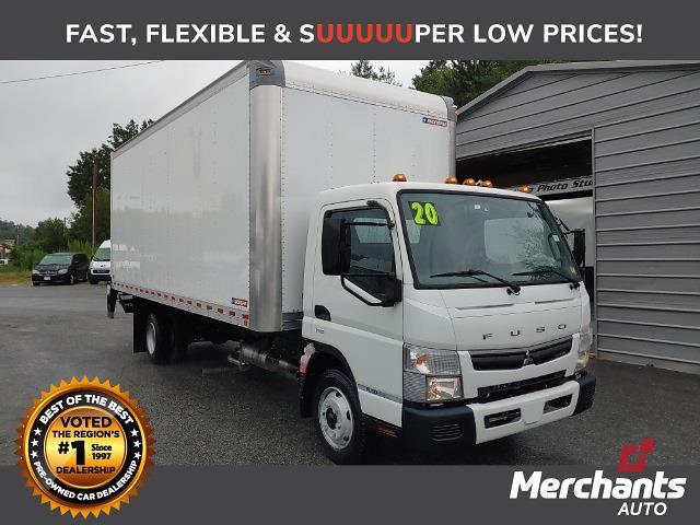 2020 Mitsubishi Fuso Truck, Dry Freight #59786CT - photo 1