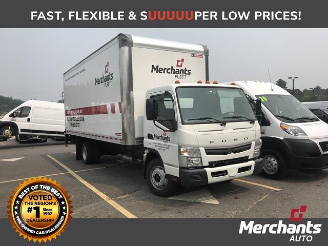 2020 Mitsubishi Fuso Truck, Dry Freight #59787CT - photo 1