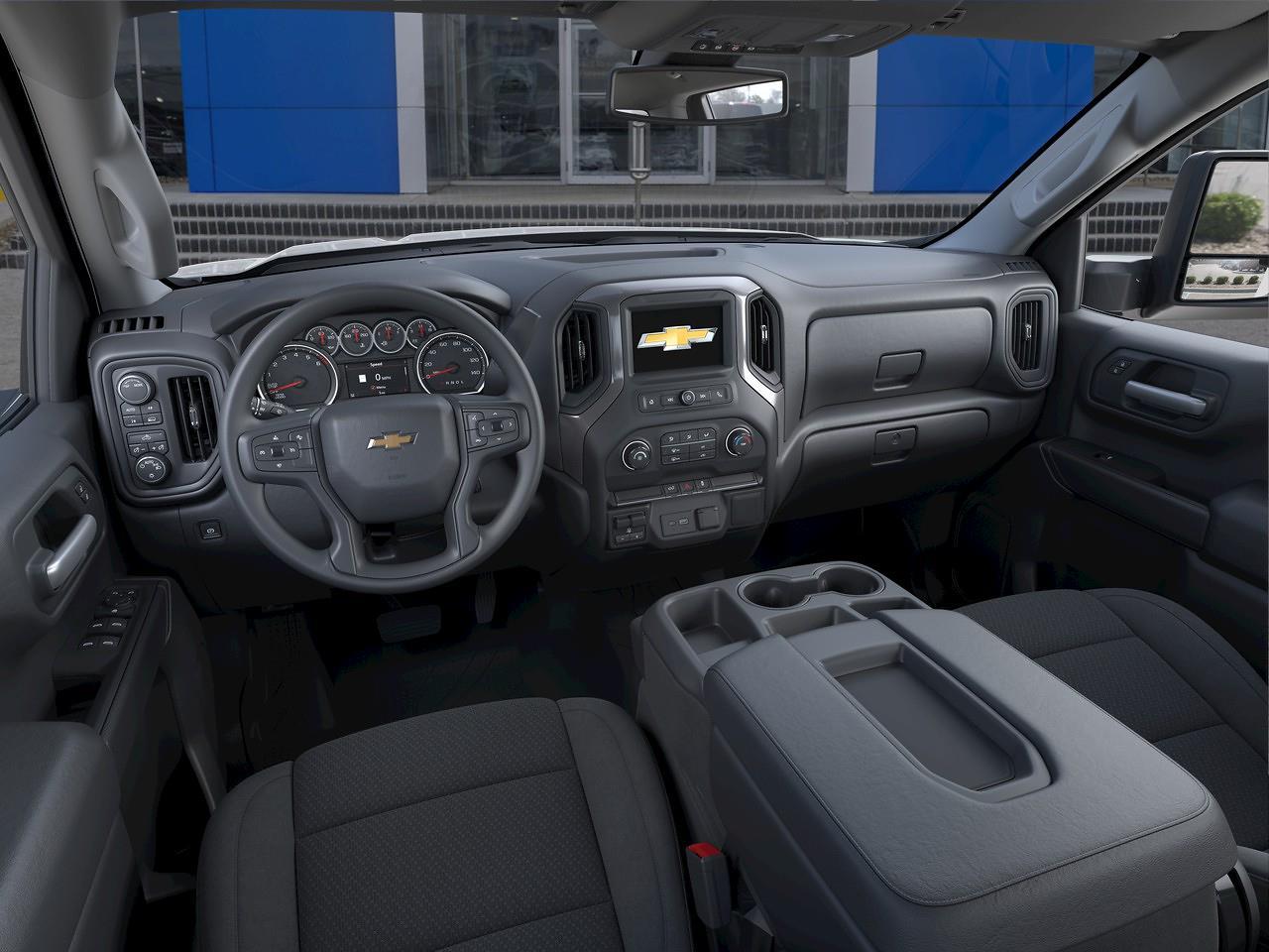 2021 Chevrolet Silverado 1500 Crew Cab 4x4, Pickup #M1314 - photo 12