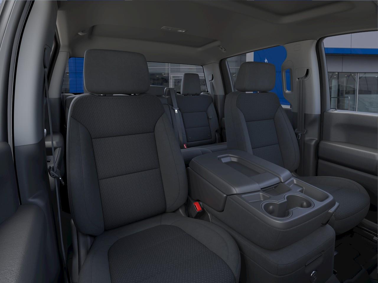 2021 Chevrolet Silverado 1500 Crew Cab 4x4, Pickup #M1314 - photo 13