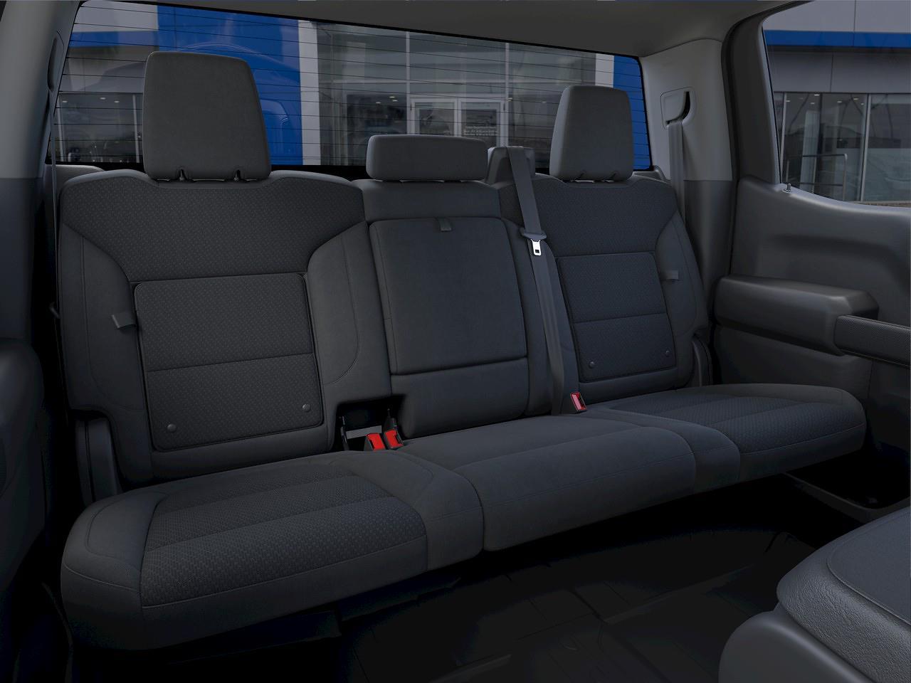 2021 Chevrolet Silverado 1500 Crew Cab 4x4, Pickup #M1314 - photo 14