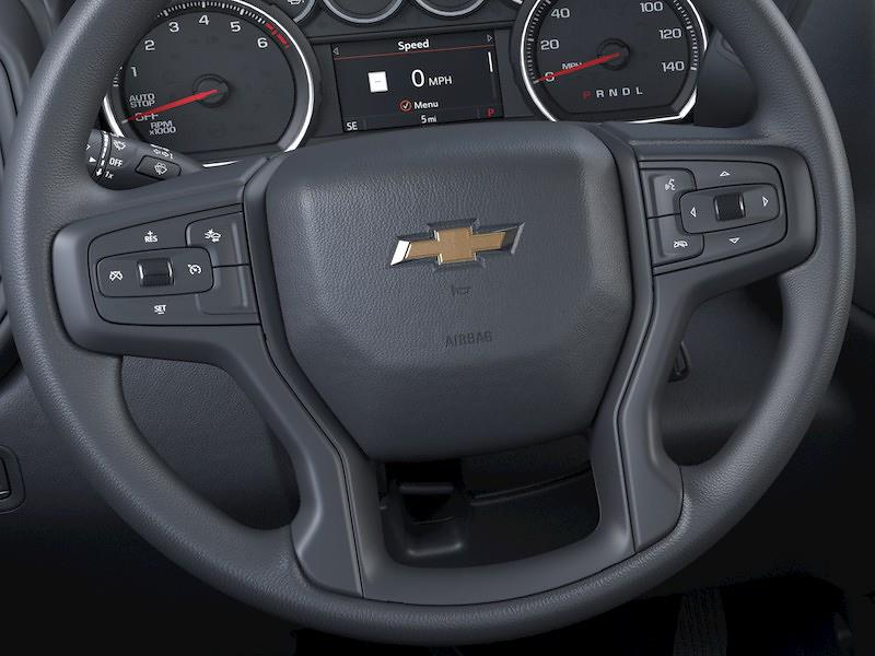 2021 Chevrolet Silverado 1500 Crew Cab 4x4, Pickup #M1314 - photo 16