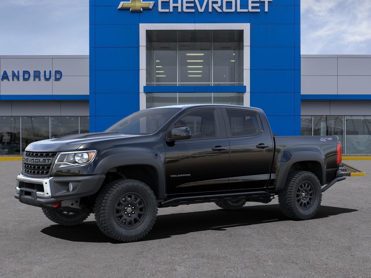 2021 Chevrolet Colorado Crew Cab 4x4, Pickup #M1327 - photo 3
