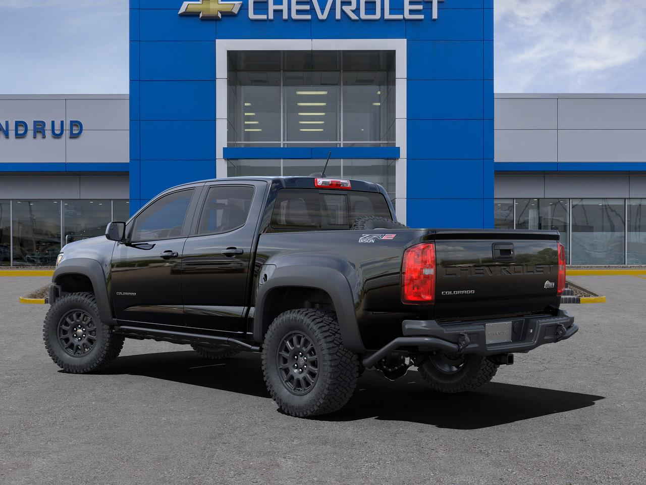 2021 Chevrolet Colorado Crew Cab 4x4, Pickup #M1327 - photo 4