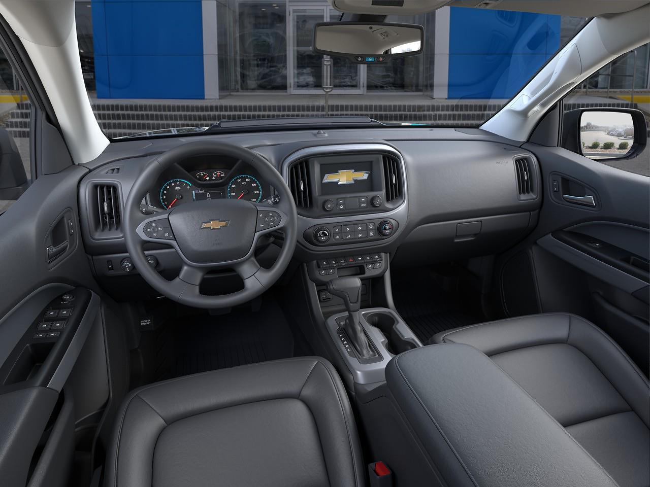 2021 Chevrolet Colorado Crew Cab 4x4, Pickup #M1327 - photo 12