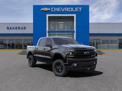 2021 Chevrolet Silverado 1500 Crew Cab 4x4, Pickup #M1335 - photo 1