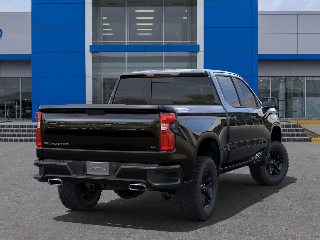 2021 Chevrolet Silverado 1500 Crew Cab 4x4, Pickup #M1338 - photo 2