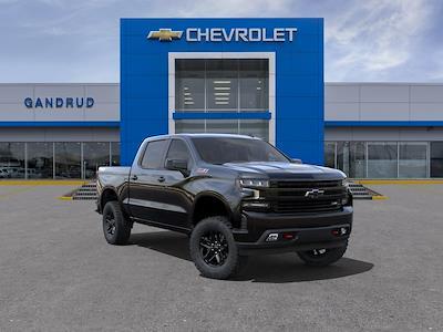 2021 Chevrolet Silverado 1500 Crew Cab 4x4, Pickup #M1338 - photo 1