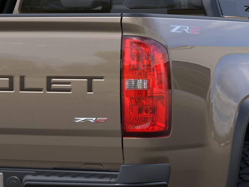2021 Chevrolet Colorado Crew Cab 4x4, Pickup #M1341 - photo 9