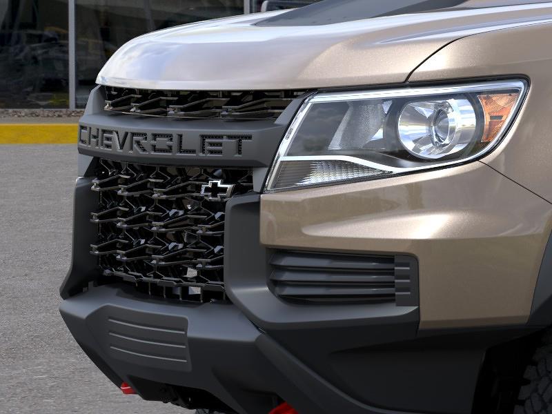 2021 Chevrolet Colorado Crew Cab 4x4, Pickup #M1341 - photo 11