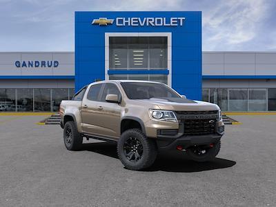 2021 Chevrolet Colorado Crew Cab 4x4, Pickup #M1341 - photo 1