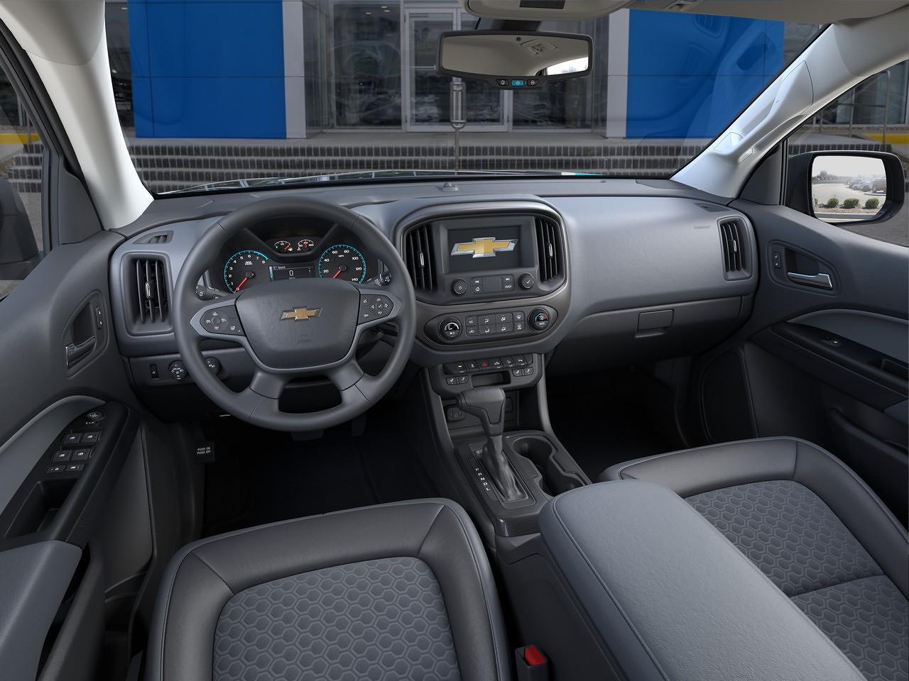 2021 Chevrolet Colorado Crew Cab 4x4, Pickup #M1351 - photo 12