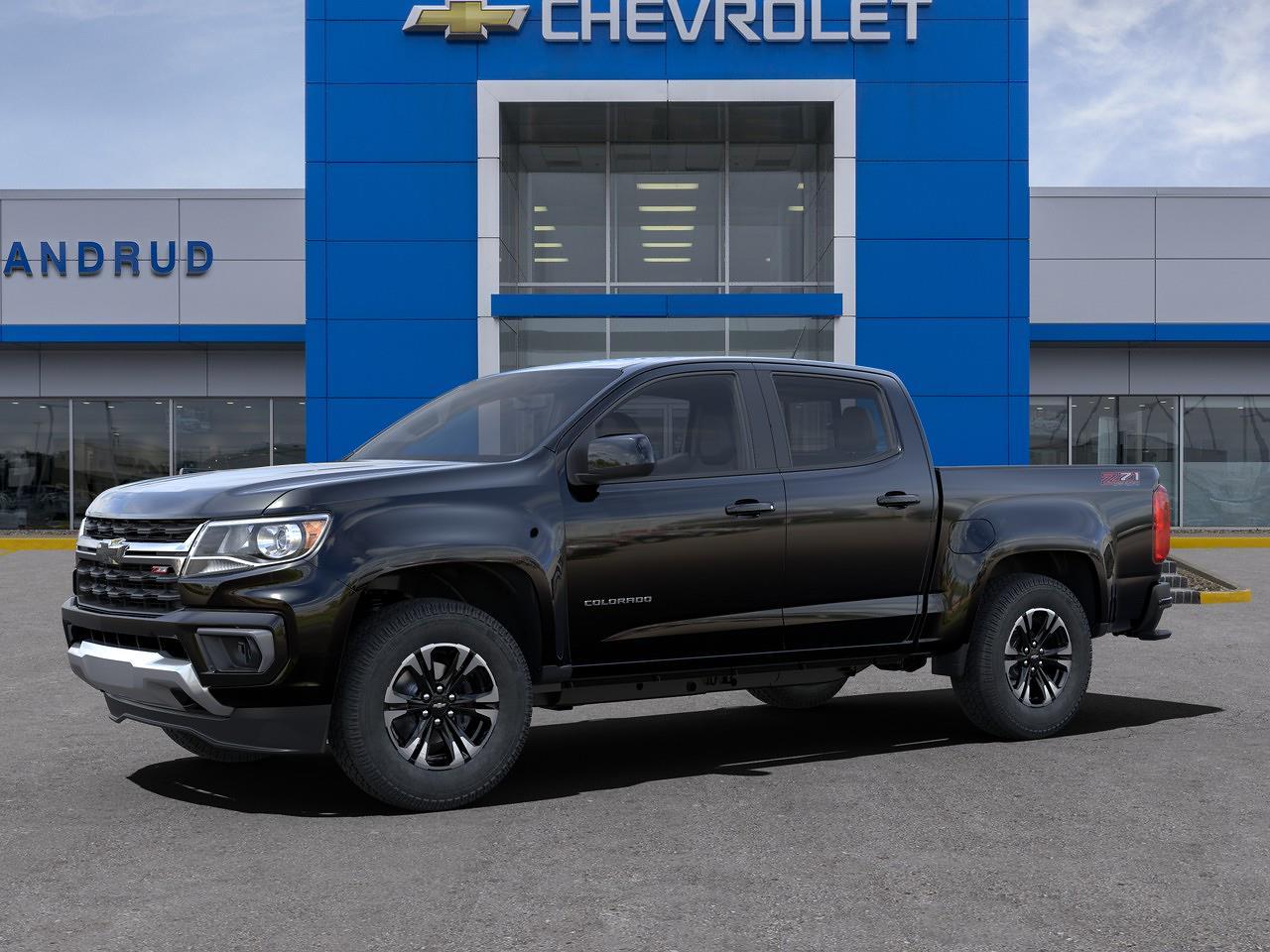 2021 Chevrolet Colorado Crew Cab 4x4, Pickup #M1351 - photo 22