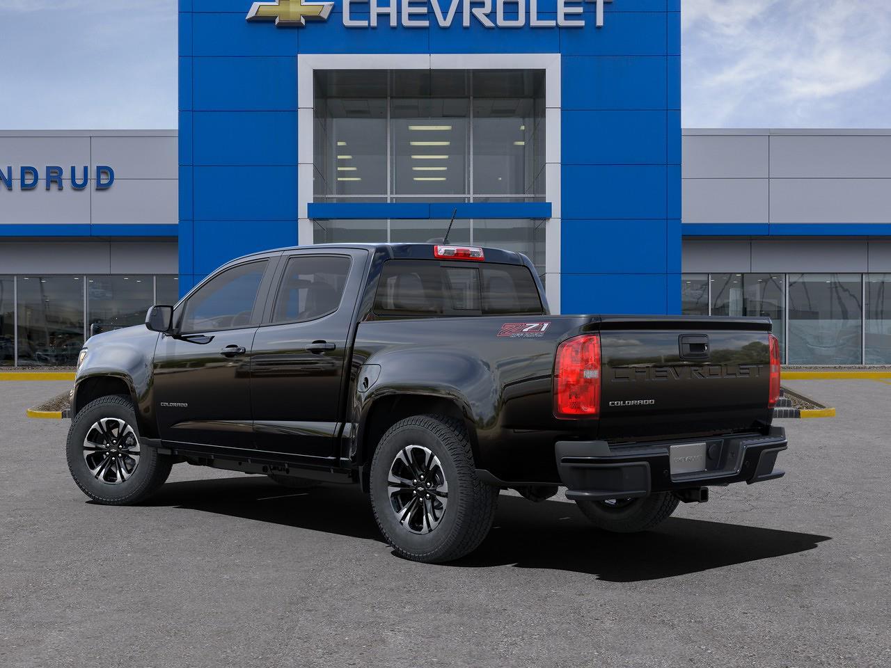2021 Chevrolet Colorado Crew Cab 4x4, Pickup #M1351 - photo 23
