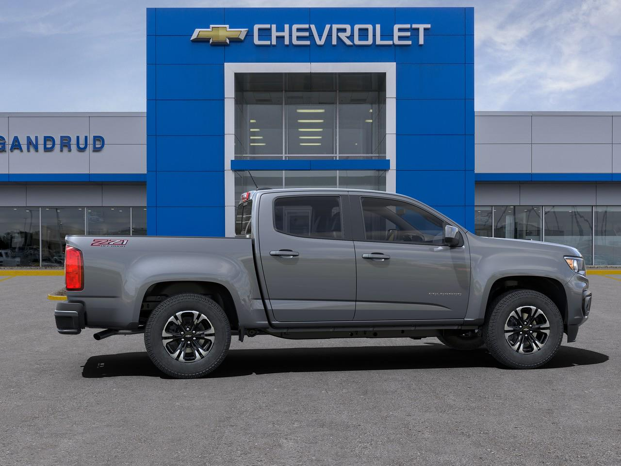 2021 Chevrolet Colorado Crew Cab 4x4, Pickup #M1367 - photo 5