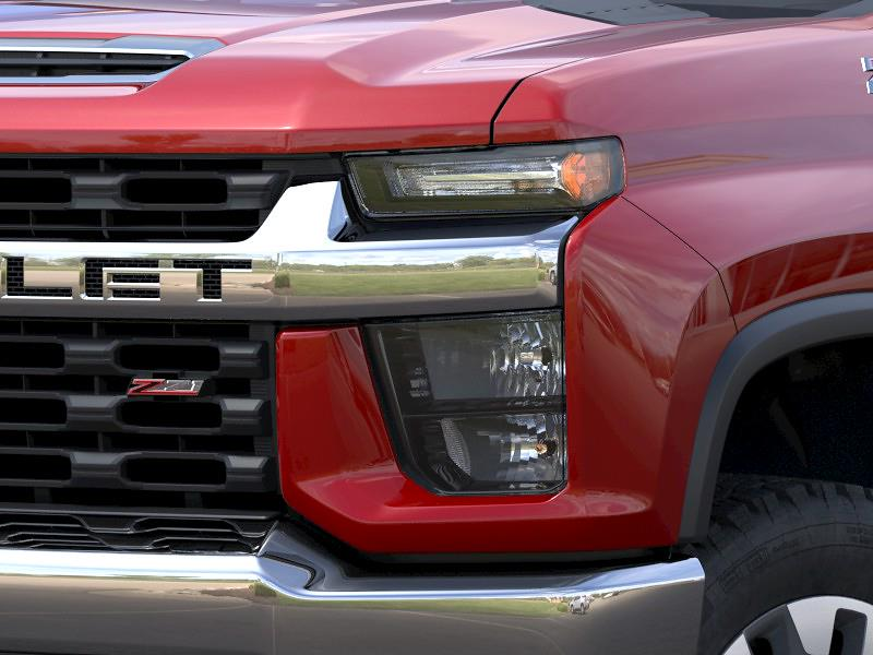 2021 Chevrolet Silverado 2500 Crew Cab 4x4, Pickup #M1387 - photo 8