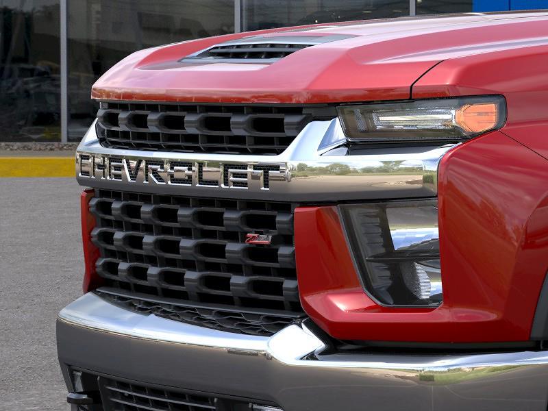 2021 Chevrolet Silverado 2500 Crew Cab 4x4, Pickup #M1387 - photo 11