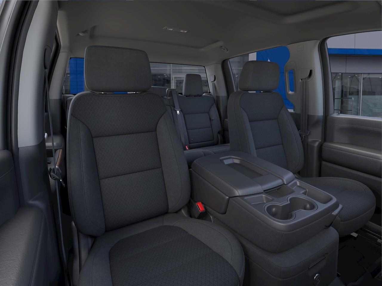 2021 Chevrolet Silverado 2500 Crew Cab 4x4, Pickup #M1387 - photo 13