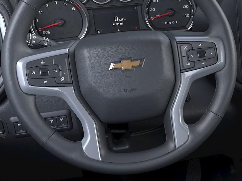 2021 Chevrolet Silverado 2500 Crew Cab 4x4, Pickup #M1387 - photo 16