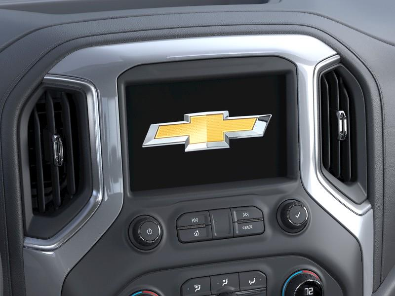 2021 Chevrolet Silverado 2500 Crew Cab 4x4, Pickup #M1387 - photo 17