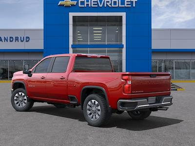 2021 Chevrolet Silverado 2500 Crew Cab 4x4, Pickup #M1387 - photo 4