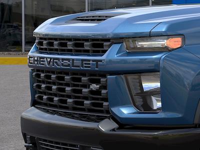 2021 Chevrolet Silverado 2500 Crew Cab 4x4, Pickup #M1388 - photo 11