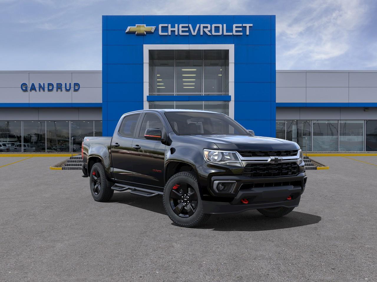 2021 Chevrolet Colorado Crew Cab 4x4, Pickup #M1530 - photo 1