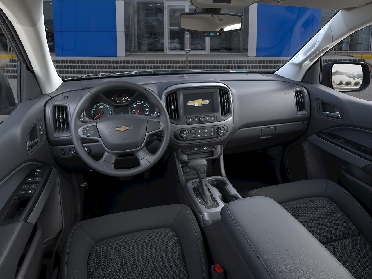 2021 Chevrolet Colorado Crew Cab 4x4, Pickup #M1530 - photo 12