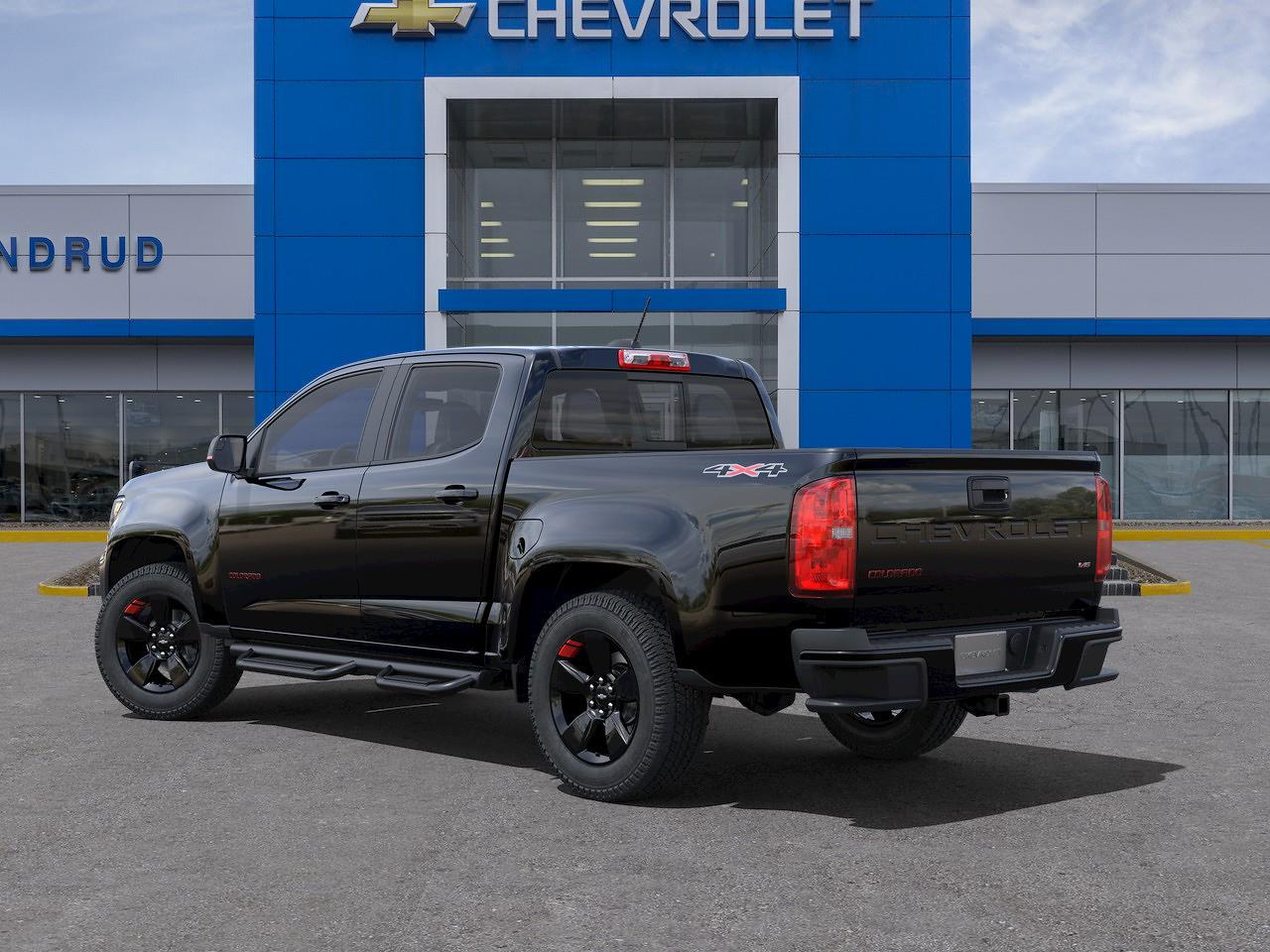 2021 Chevrolet Colorado Crew Cab 4x4, Pickup #M1530 - photo 4