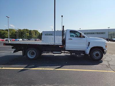 2021 Silverado 4500 Regular Cab DRW 4x2,  Monroe Truck Equipment Platform Body #M1601 - photo 3